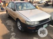 Toyota Corolla 1997 Automatic Gold   Cars for sale in Lagos State, Mushin
