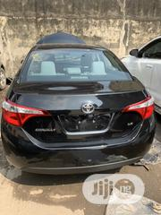 Toyota Corolla 2015 Black | Cars for sale in Lagos State, Surulere