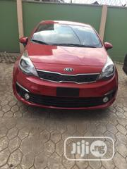 Kia Rio 2015 Red | Cars for sale in Lagos State, Ikeja