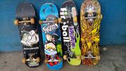 Skateboards With Chewing Gum Tyres | Sports Equipment for sale in Lagos State, Yaba