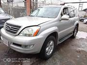 Lexus GX 2005 470 Sport Utility Silver   Cars for sale in Lagos State, Lagos Mainland