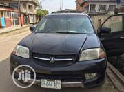 Acura MDX 2003 Black | Cars for sale in Lagos State, Yaba
