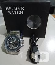 Spy 32G Chain Watch Video Camera and Audio Recorder | Security & Surveillance for sale in Abuja (FCT) State, Wuse 2