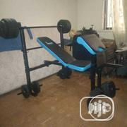Portable Commercial Weight Bench | Sports Equipment for sale in Rivers State, Port-Harcourt