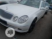Mercedes-Benz E350 2007 White | Cars for sale in Lagos State, Ojodu