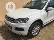 Volkswagen Touareg 2014 White | Cars for sale in Lagos State, Isolo