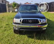 Toyota Tacoma 2004 Double Cab V6 4WD Black | Cars for sale in Abuja (FCT) State, Gwagwalada
