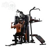 Commercial 4 in 1 Station Gym | Sports Equipment for sale in Rivers State, Port-Harcourt