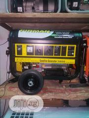 Powervalue 3.5kva Petrol Generator | Electrical Equipments for sale in Lagos State, Ojo