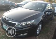 Kia Optima 2012 Black | Cars for sale in Abuja (FCT) State, Central Business District