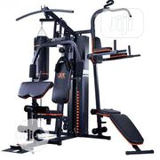 New Station Gym for Professionals 4 in 1 | Sports Equipment for sale in Rivers State, Port-Harcourt