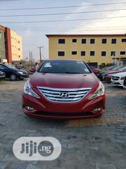 Hyundai Sonata 2012 Red | Cars for sale in Lagos State, Lekki Phase 1
