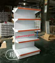 Supermarket Double-sided Metal Shelve Rack   Store Equipment for sale in Lagos State, Ojo