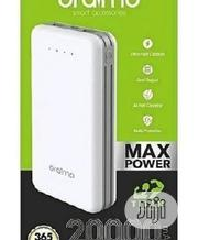 Oraimo Titan 20000mah Max Power Power Bank | Accessories for Mobile Phones & Tablets for sale in Lagos State, Ikeja