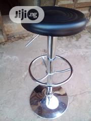 Black Leather Bar Stool | Furniture for sale in Lagos State, Lagos Mainland