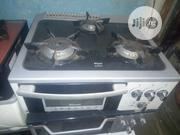 UK Used Table Top Gas Cooker With Mini Oven And Grill | Restaurant & Catering Equipment for sale in Lagos State, Alimosho
