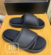 Yeez Season 7 Black Slippers | Shoes for sale in Lagos State, Surulere