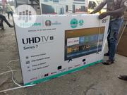 Hisense 65 Inch Series 7 UHD SMART INTERNET TV FULL HD Built In DSTV | TV & DVD Equipment for sale in Lagos State, Maryland
