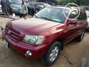 Toyota Highlander 2002 Red | Cars for sale in Lagos State, Amuwo-Odofin