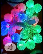 20 Multicoloured Mini Ball Christmas Lights | Home Accessories for sale in Lagos State, Lagos Mainland