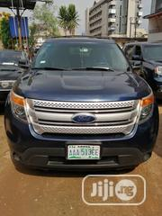 Ford Explorer 2013 Blue   Cars for sale in Lagos State, Ikeja