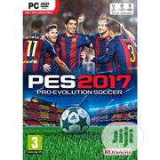 Pro Evolutin Soccer 2017 | Video Games for sale in Rivers State, Port-Harcourt