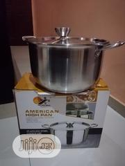 Stainless Steel Cookware | Kitchen & Dining for sale in Lagos State, Ajah