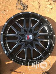20 Inch Alloy Wheel For Toyota Tundra | Vehicle Parts & Accessories for sale in Lagos State, Ikoyi