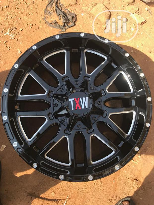 20 Inch Alloy Wheel For Toyota Tundra