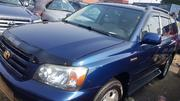 Toyota Highlander Limited V6 2007 Blue | Cars for sale in Lagos State, Apapa
