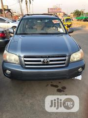 Toyota Highlander 2005 Limited V6 Gray | Cars for sale in Lagos State, Surulere