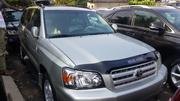 Toyota Highlander Limited V6 2006 Silver | Cars for sale in Lagos State, Apapa