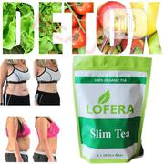 Lofera Slim Tea for Slimming and Weight Loss | Vitamins & Supplements for sale in Lagos State, Ikeja