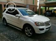 Mercedes-Benz M Class 2011 White | Cars for sale in Lagos State, Lagos Island