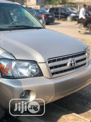 Toyota Highlander 2006 V6 Gold | Cars for sale in Lagos State, Amuwo-Odofin