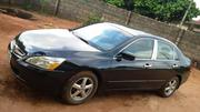 Honda Accord 2003 Automatic Black | Cars for sale in Edo State, Okada