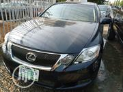 Lexus GS 2008 Black | Cars for sale in Lagos State, Surulere