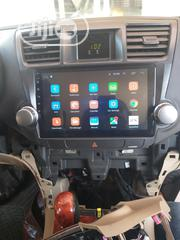 08-2010 Toyota Highlander Android Dvd With Reverse Camera | Vehicle Parts & Accessories for sale in Lagos State, Ikeja