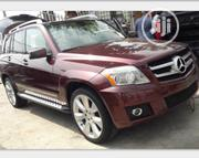 Mercedes-Benz GLK-Class 2012 350 4MATIC Orange | Cars for sale in Abuja (FCT) State, Maitama