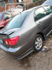 Toyota Corolla 2008 Gray | Cars for sale in Oyo State, Ibadan North West