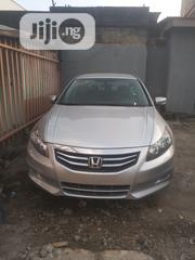 Honda Accord 2.4 EX-L 2008 Silver | Cars for sale in Lagos State, Ikeja