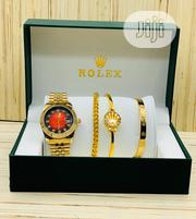 Rolex Red Face Female Wrist Watch | Watches for sale in Lagos State, Ikeja
