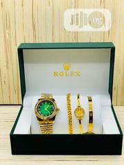 Rolex Green Face Female Wrist Watch | Watches for sale in Lagos State, Ikeja