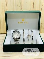 Rolex Female Wrist Watch Silver | Watches for sale in Lagos State, Ikeja