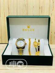Rolex White Face Female Wrist Watch | Watches for sale in Lagos State, Ikeja