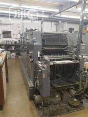 Gtoz 52 Double Colour Offset Printing Machine | Printing Equipment for sale in Abuja (FCT) State, Central Business District