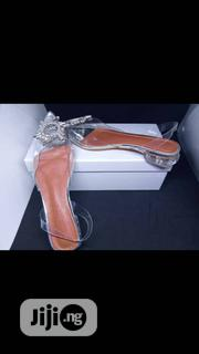 Ladies Transparent Strap Slip On | Shoes for sale in Lagos State, Ikoyi