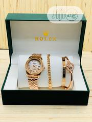 Rolex Female Wrist Watch Rose Gold | Watches for sale in Lagos State, Ikeja