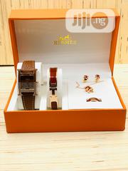 Hermes Female Wrist Watch Brown | Watches for sale in Lagos State, Ikeja
