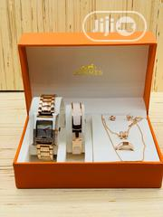 Hermes Female Wrist Watch Rose Gold | Watches for sale in Lagos State, Ikeja